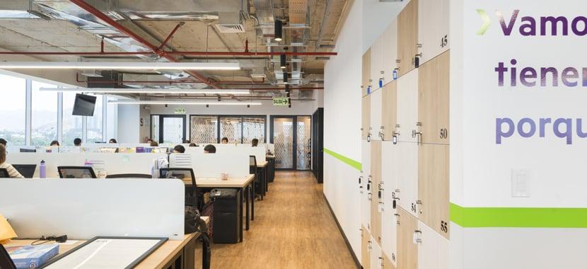 oficinas flexibles en comunal